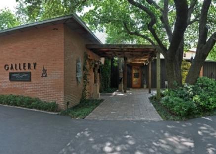 Valley House Gallery & Sculpture Garden  6616 Spring Valley Drive  Dallas, Texas 972 . 239 . 2441