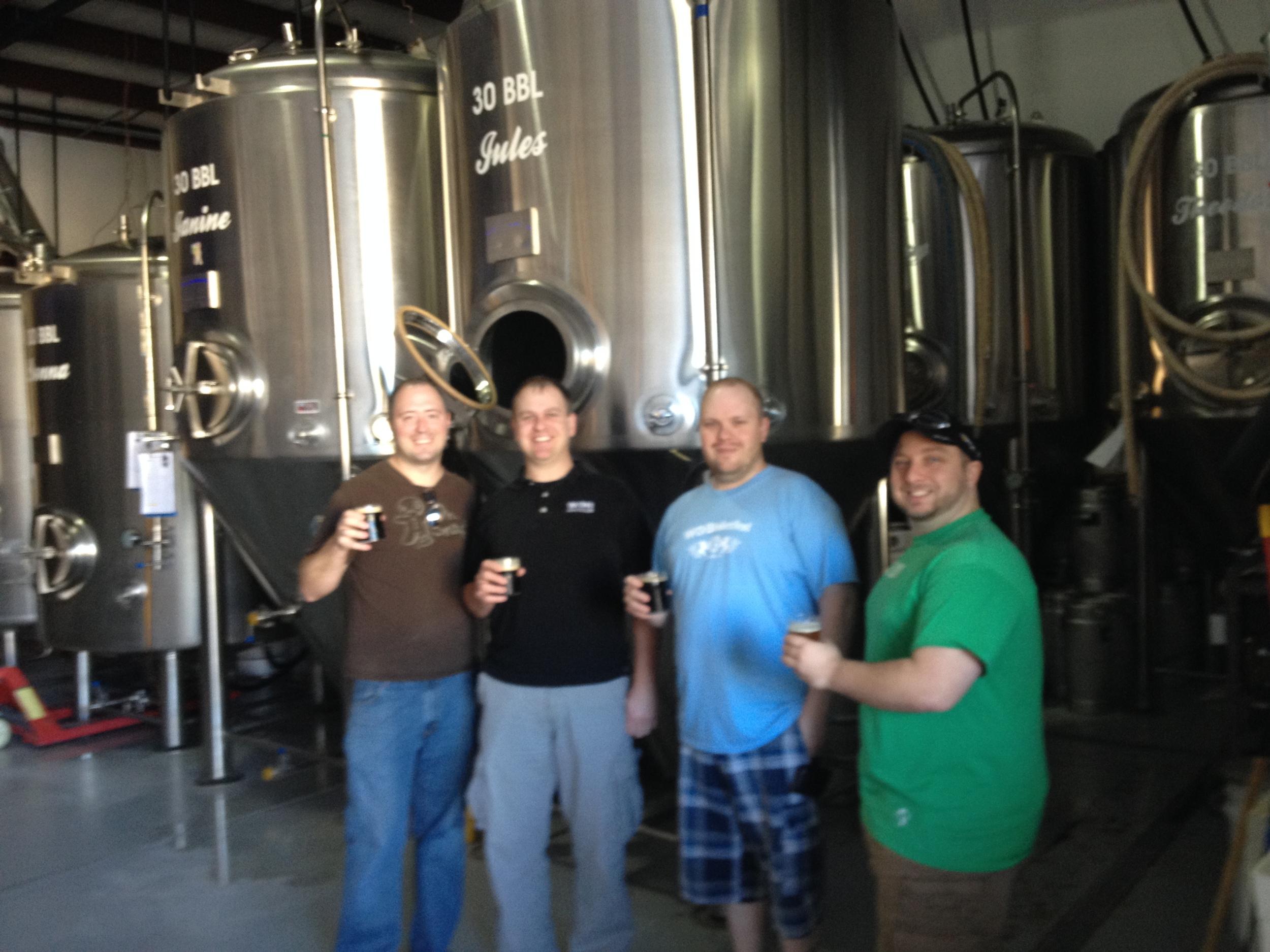 Big Storm Brewery