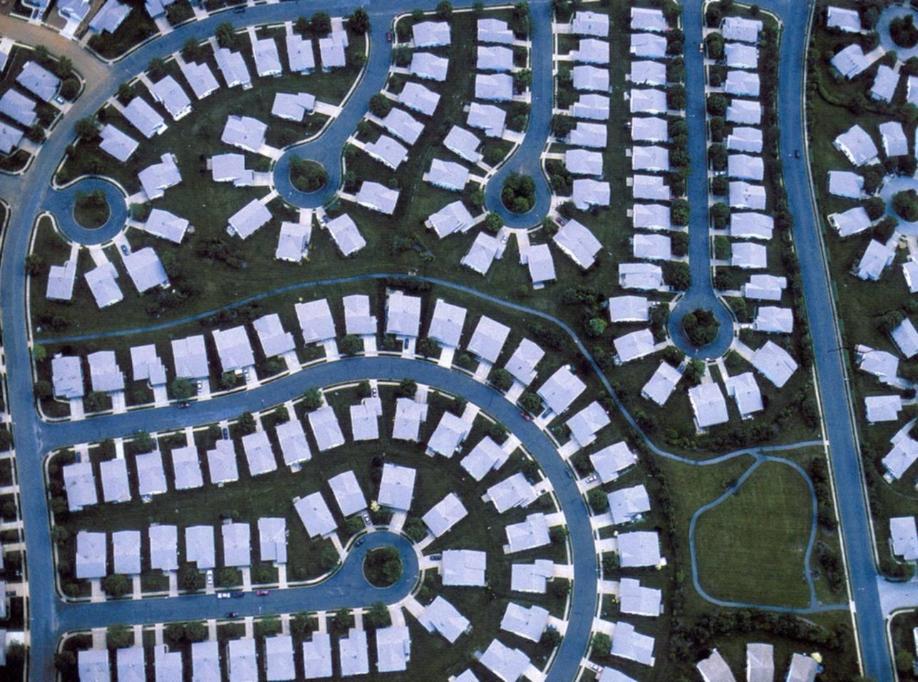 sprawl aerial