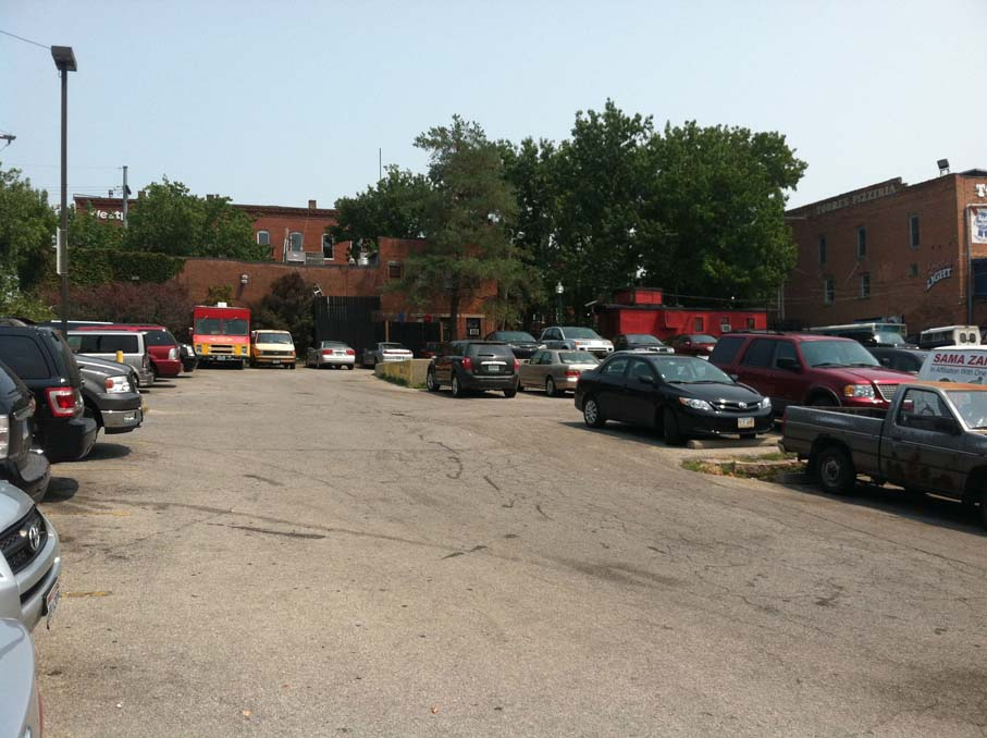 Westport parkingx