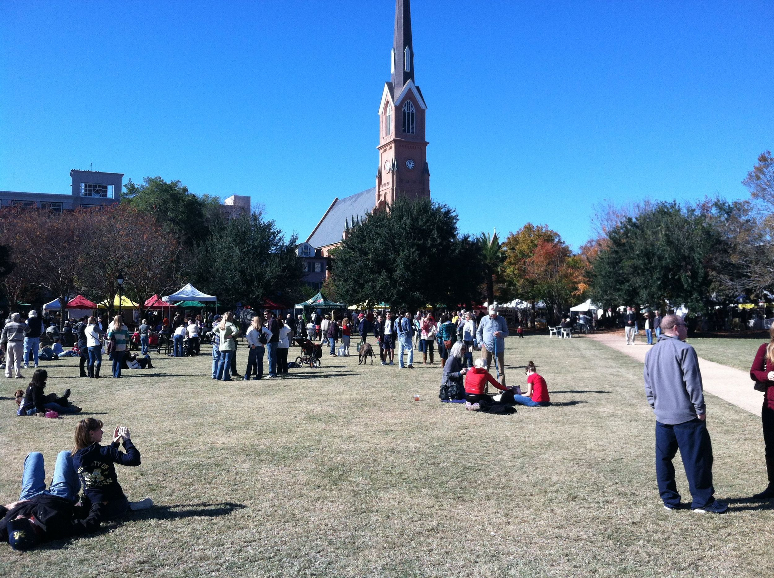 Charleston square