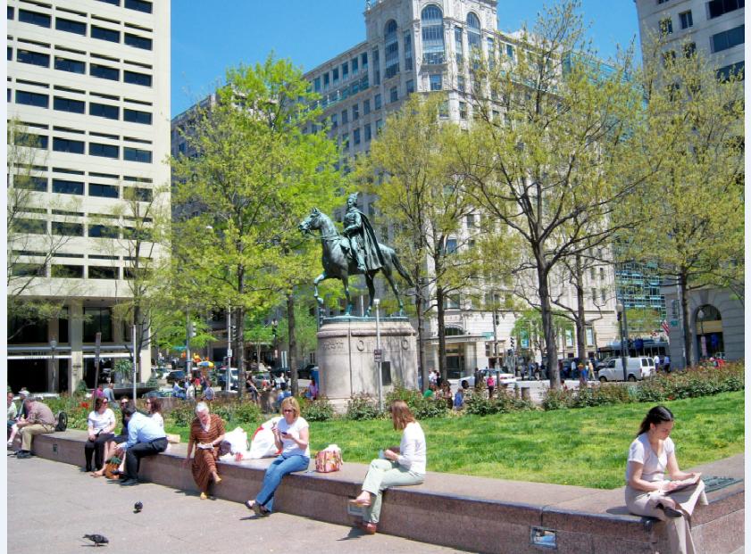 Sobel - Freedom Plaza DC