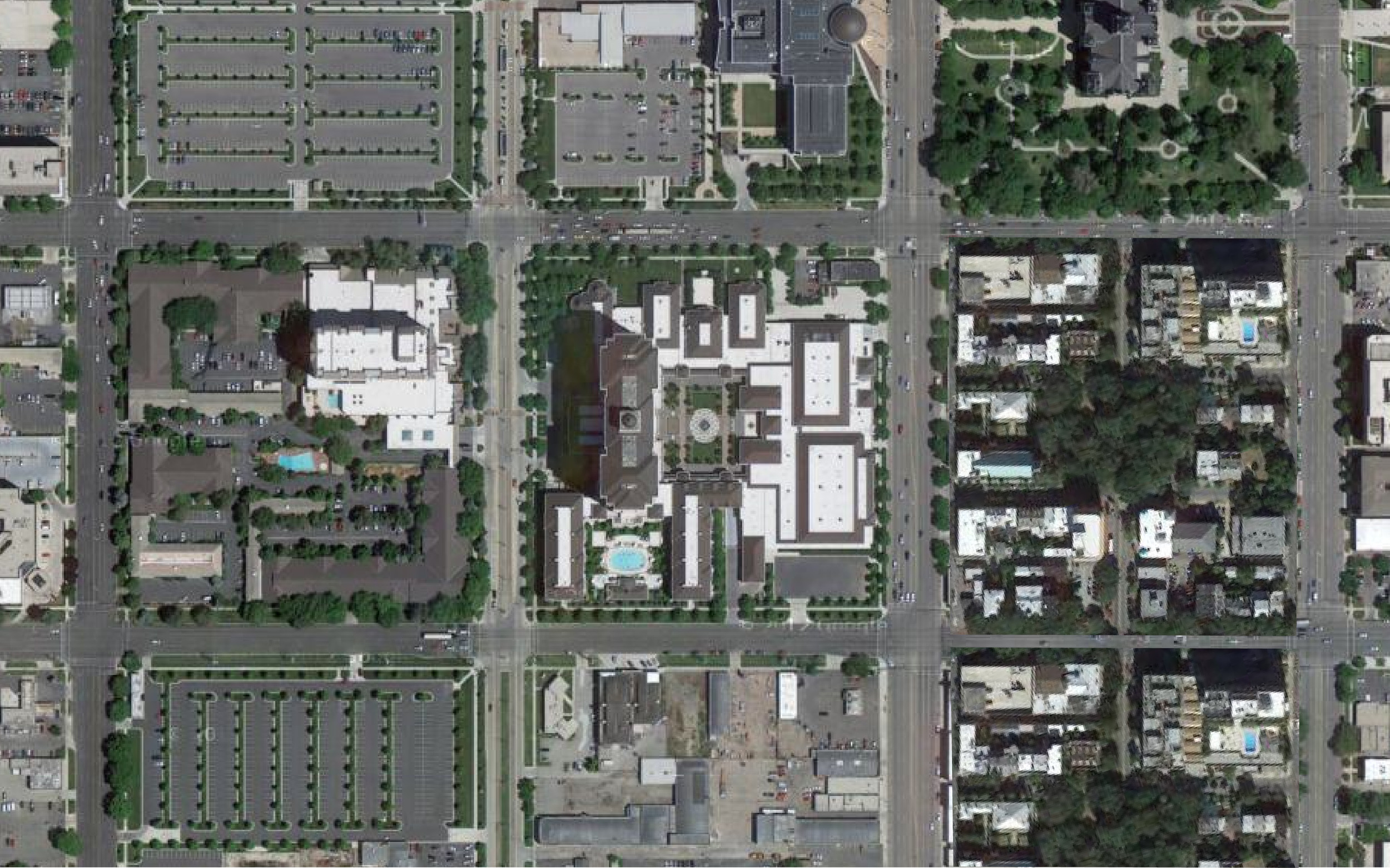mormon block with savannah ward