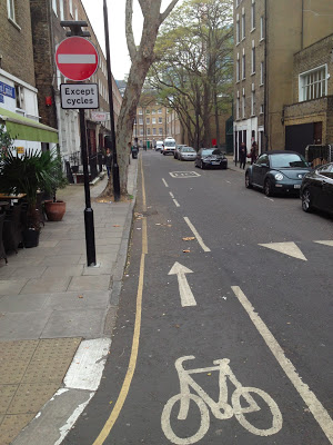 Photo from Cyclists in the City blog