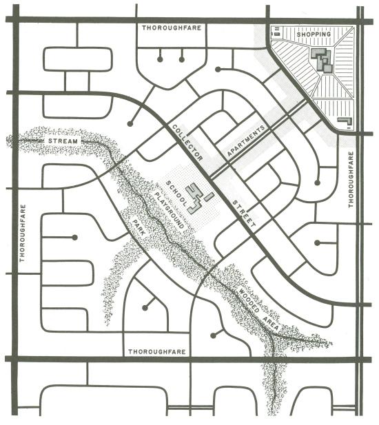 Boise Neighborhood Plan, (  Boise City Comprehensive General Plan, 1963  )