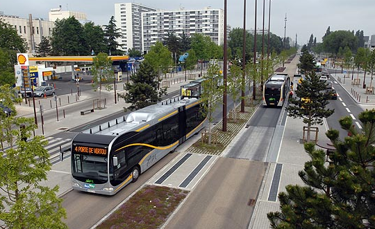 Bus Rapid Transit image courtesy of the Transport Politic