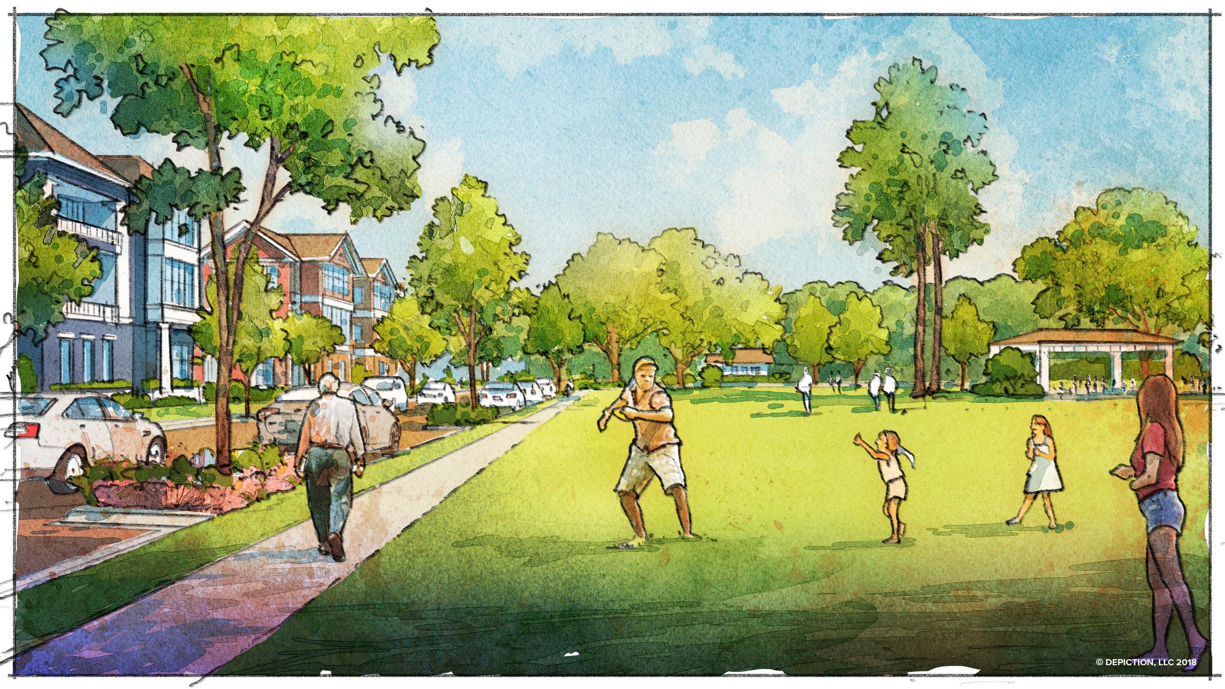 Paradise Park Neighborhood and Park Plan