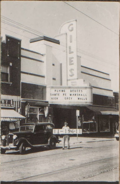 Historic Giles Theater