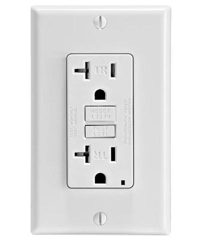 Cutrona Electric installs new outlets and GFCIs for both residential and commercial projects