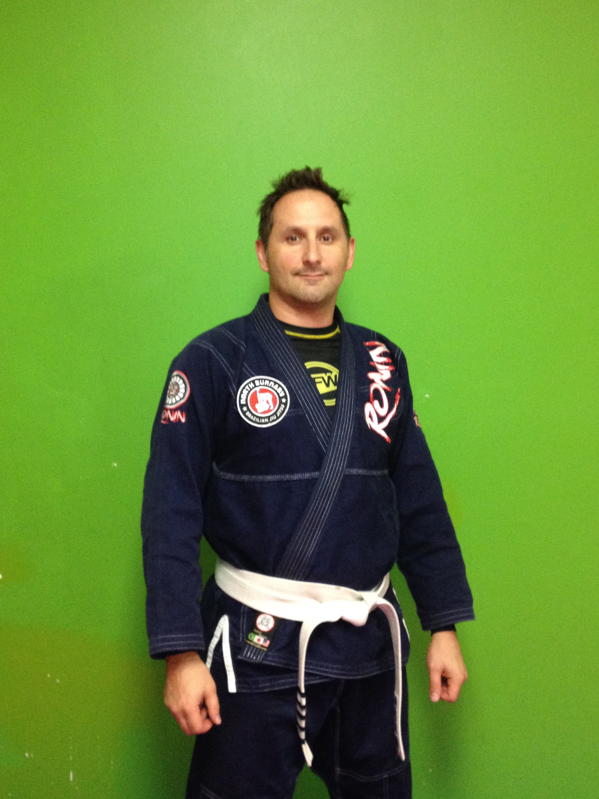 Jason Ruiter, Owner Metro Taekwondo Studio, Martial Arts school in Burnaby