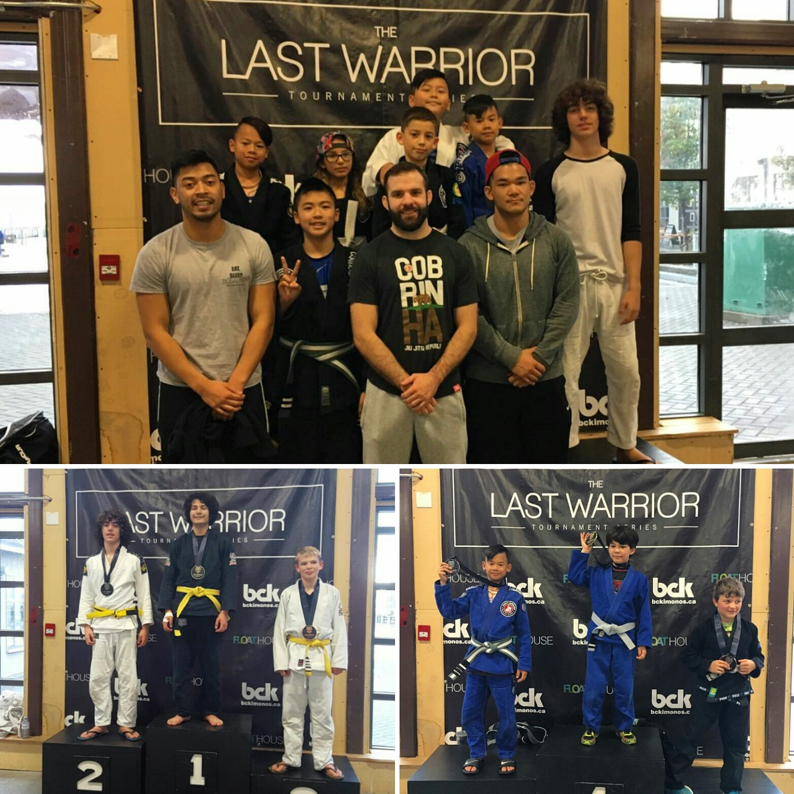 The Last Warrior Tournament