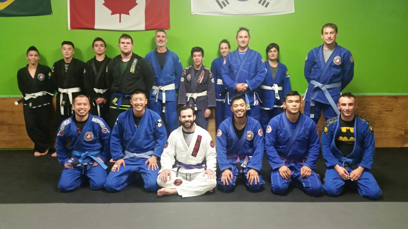 North Burnaby BJJ Team