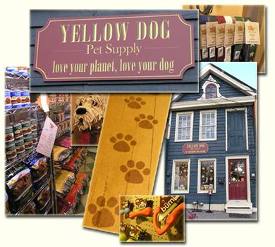 Yellow Dog Pet Supply