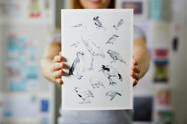 Art & Illustration and Paper Goods
