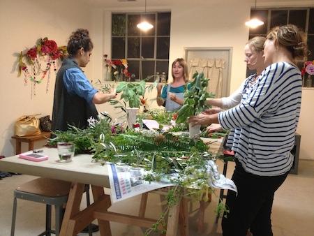 Branches and Blooms Handcraft Studio School 3