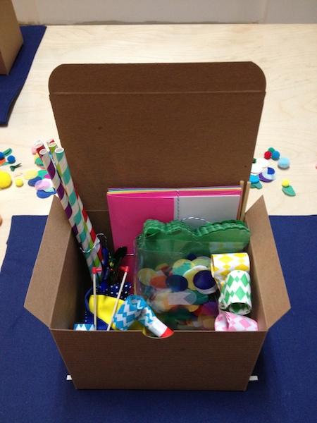 Party in a Box Handcraft Studio School