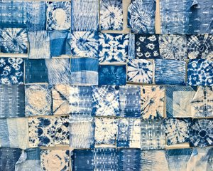 Natural Indigo Dyeing + Shibori Techniques, 9/22 — Handcraft Studio School