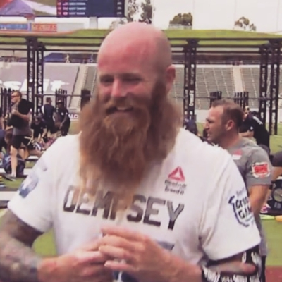 Jeff Dempsey - Owner, Coach, Games Athlete