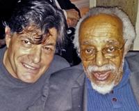 Isaac Raz and Dr. Barry Harris