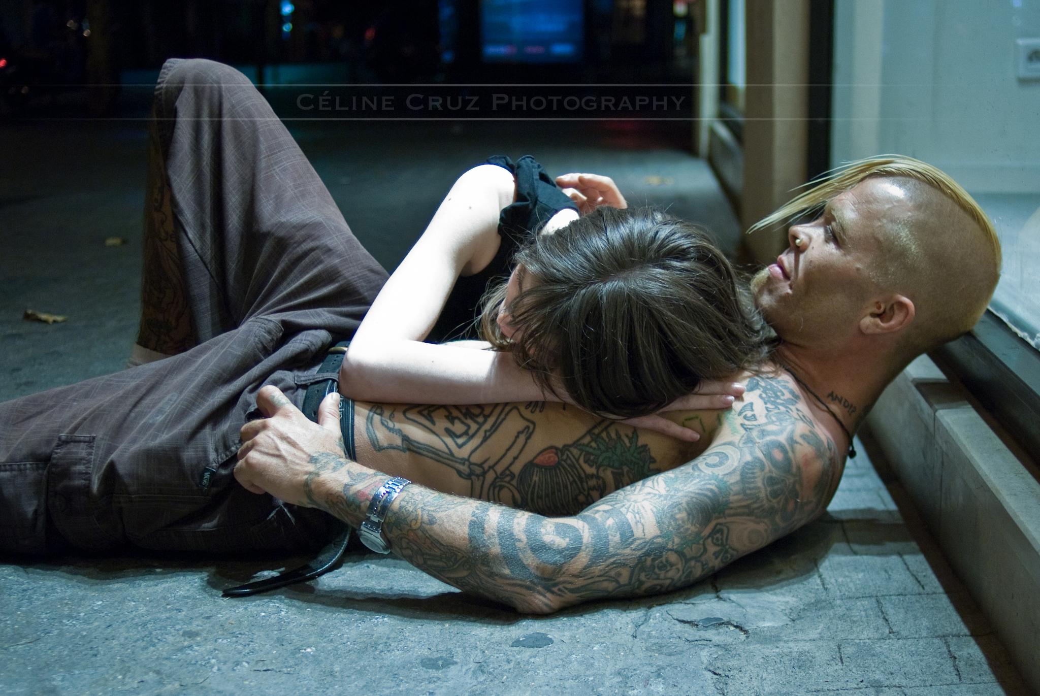 Elodie Meurlarger & Crazy White Sean