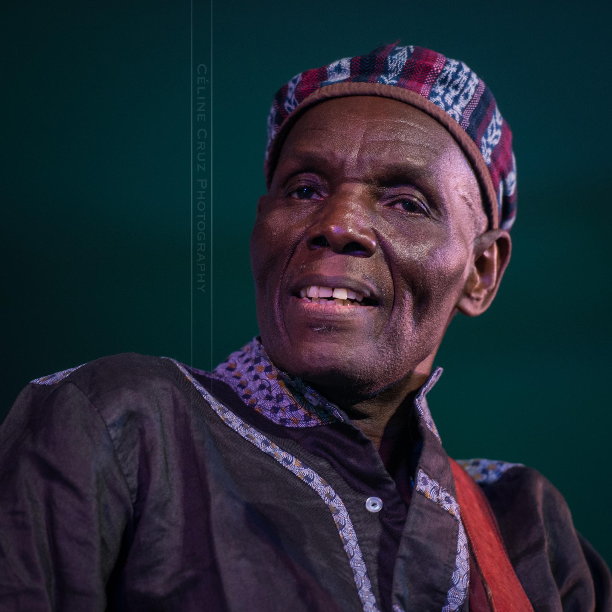 Oliver Mutukudzi