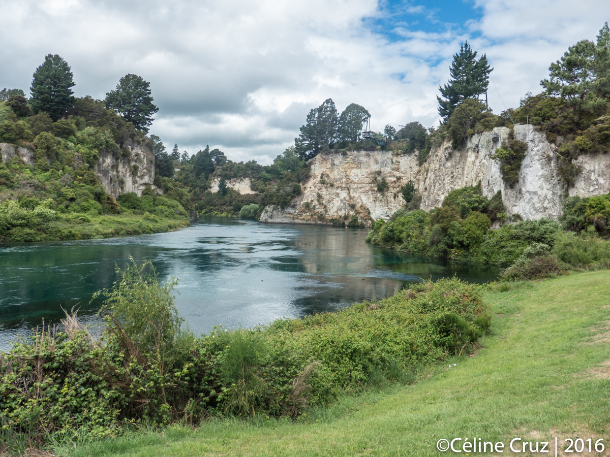 The beautiful Waikato river