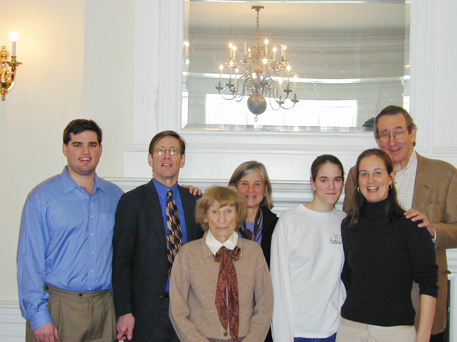 Norma's 90th, 2003