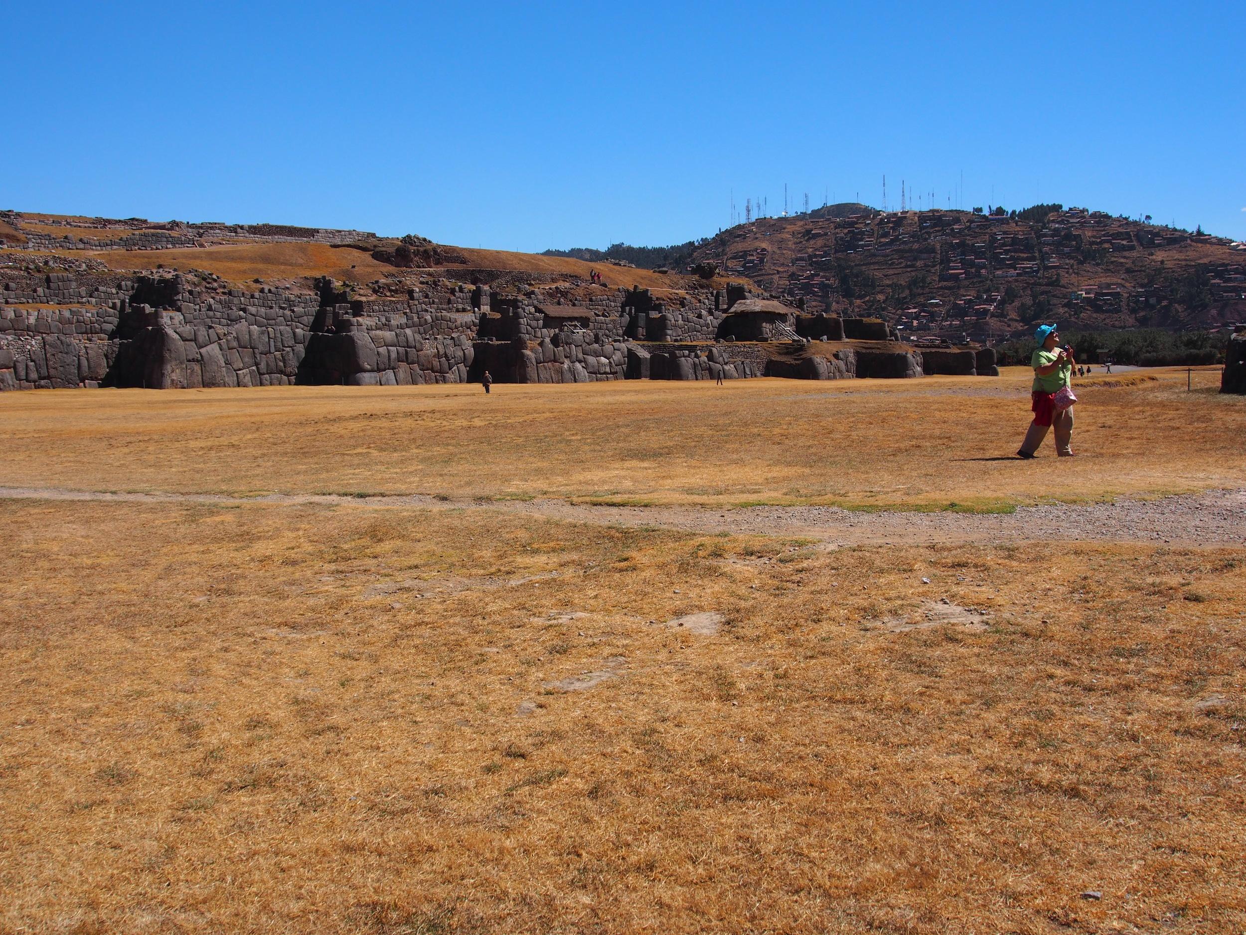 Sacsayhuaman, near Cuzco