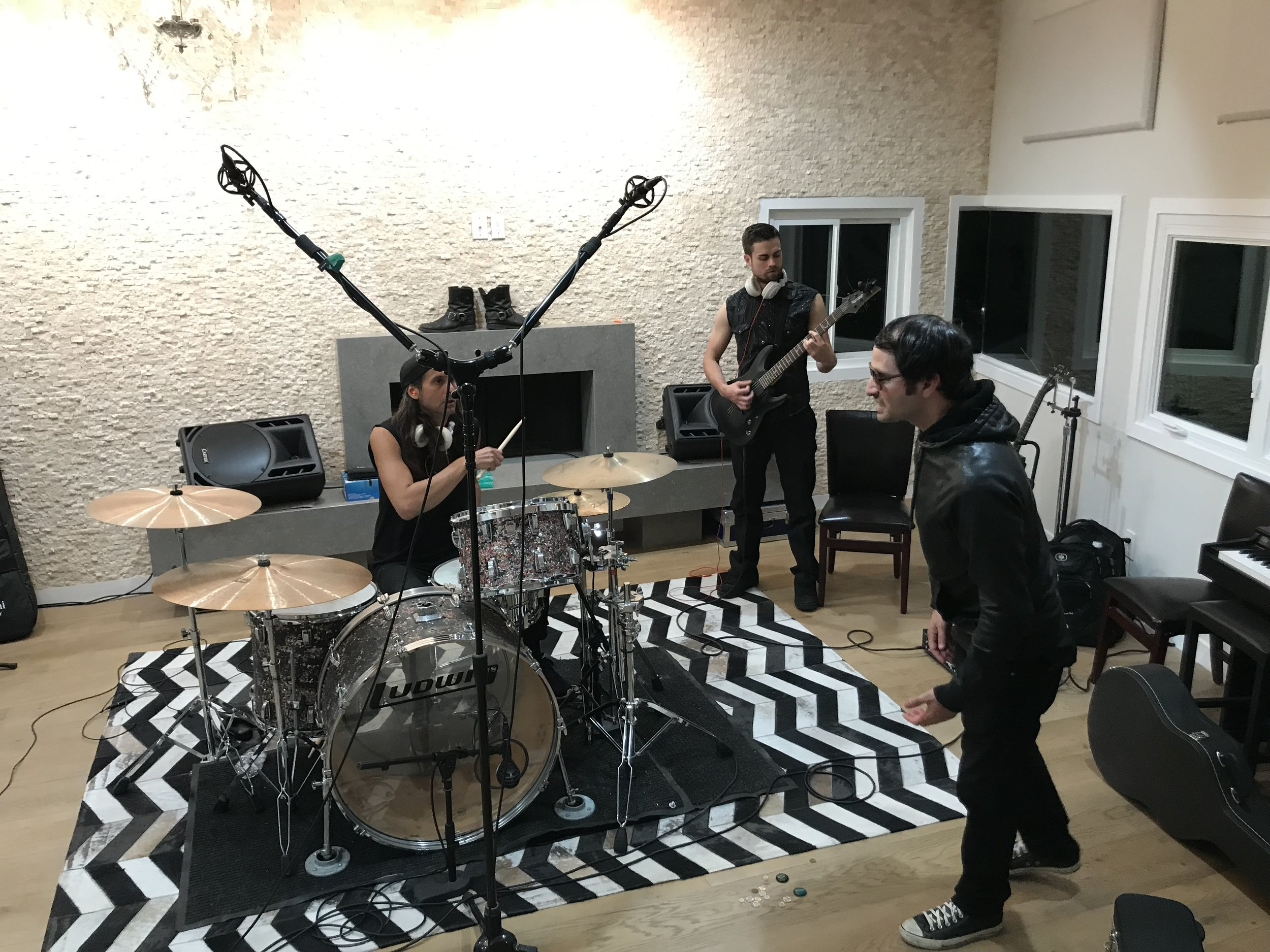 Blanck Records Live Room Rock Band.jpg