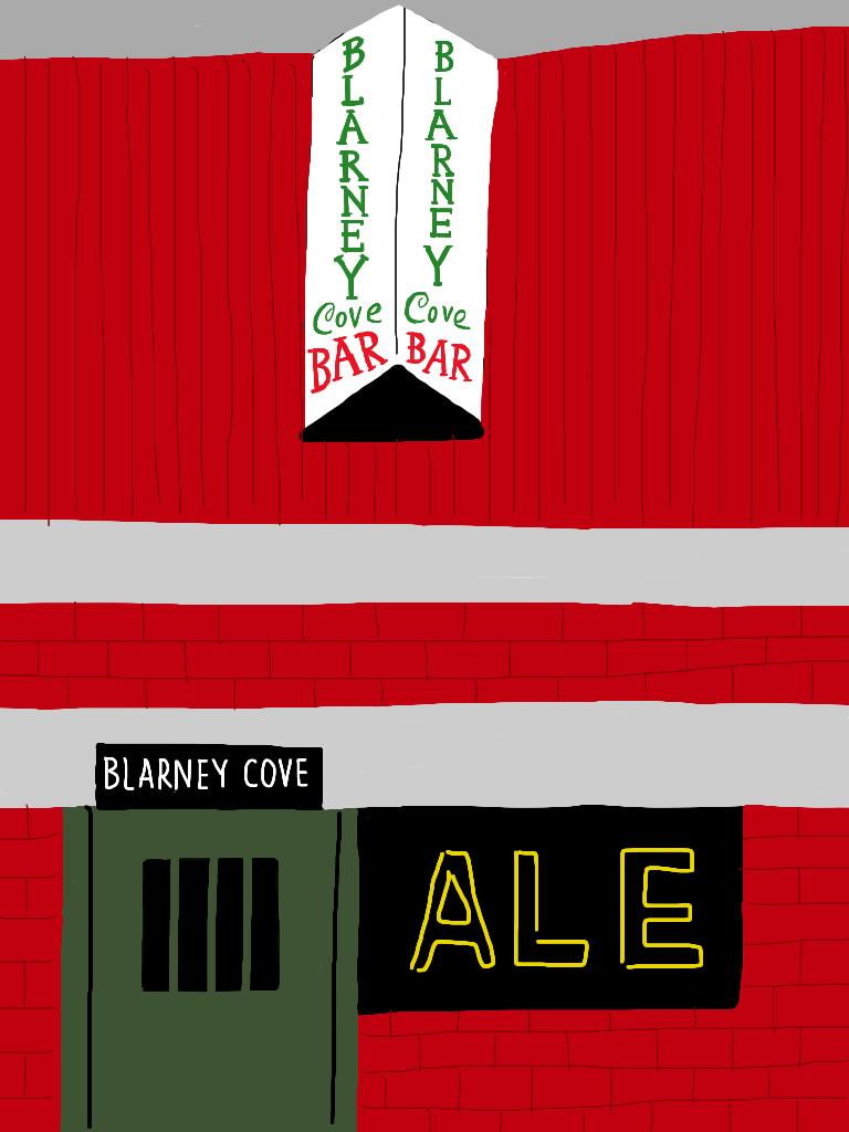R.I.P. Blarney Cove -digital