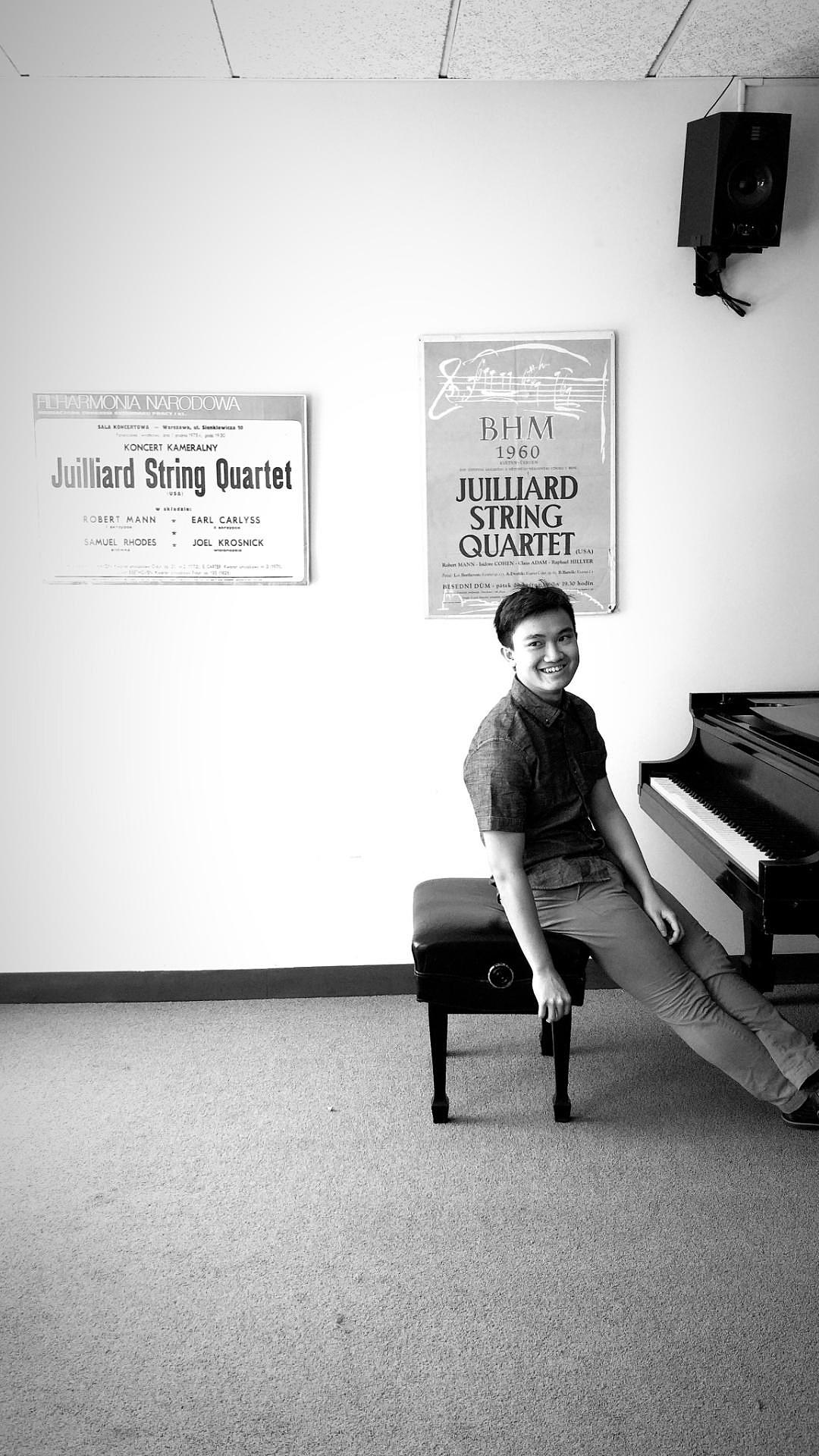 2018 Julie Florio at the Juilliard School