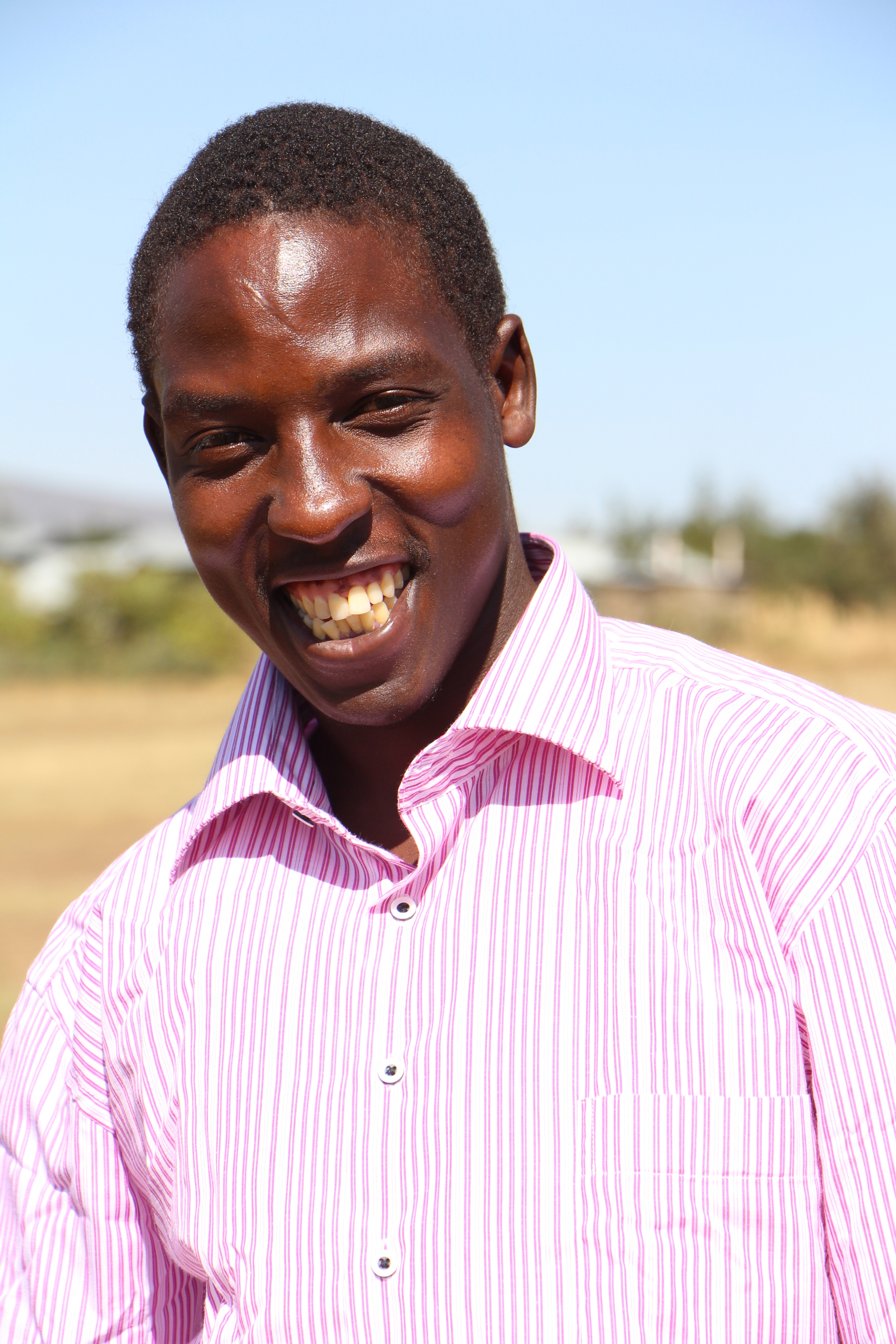 Douglas Karanja, IT Center Manager & Facilitator
