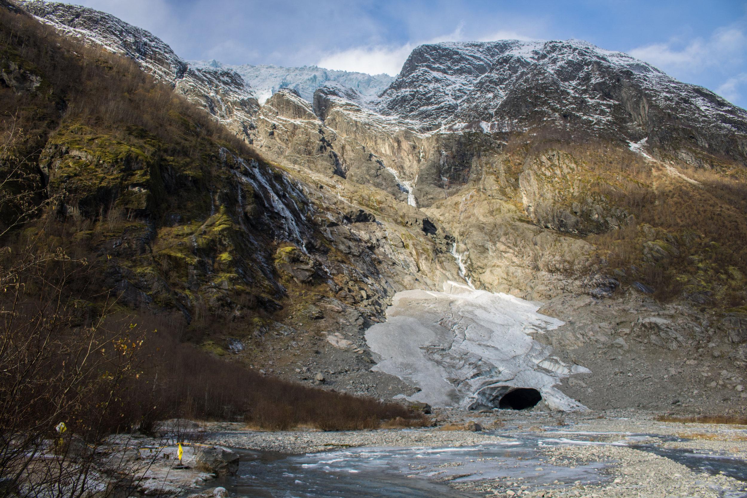 Supphellebreen Glacier 2018
