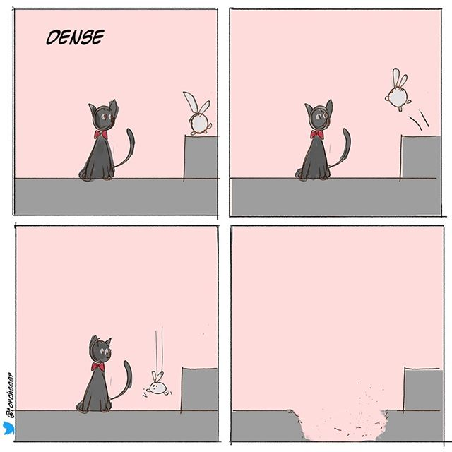 """Dense"" #10minutecomics #digitalart #torchseer"