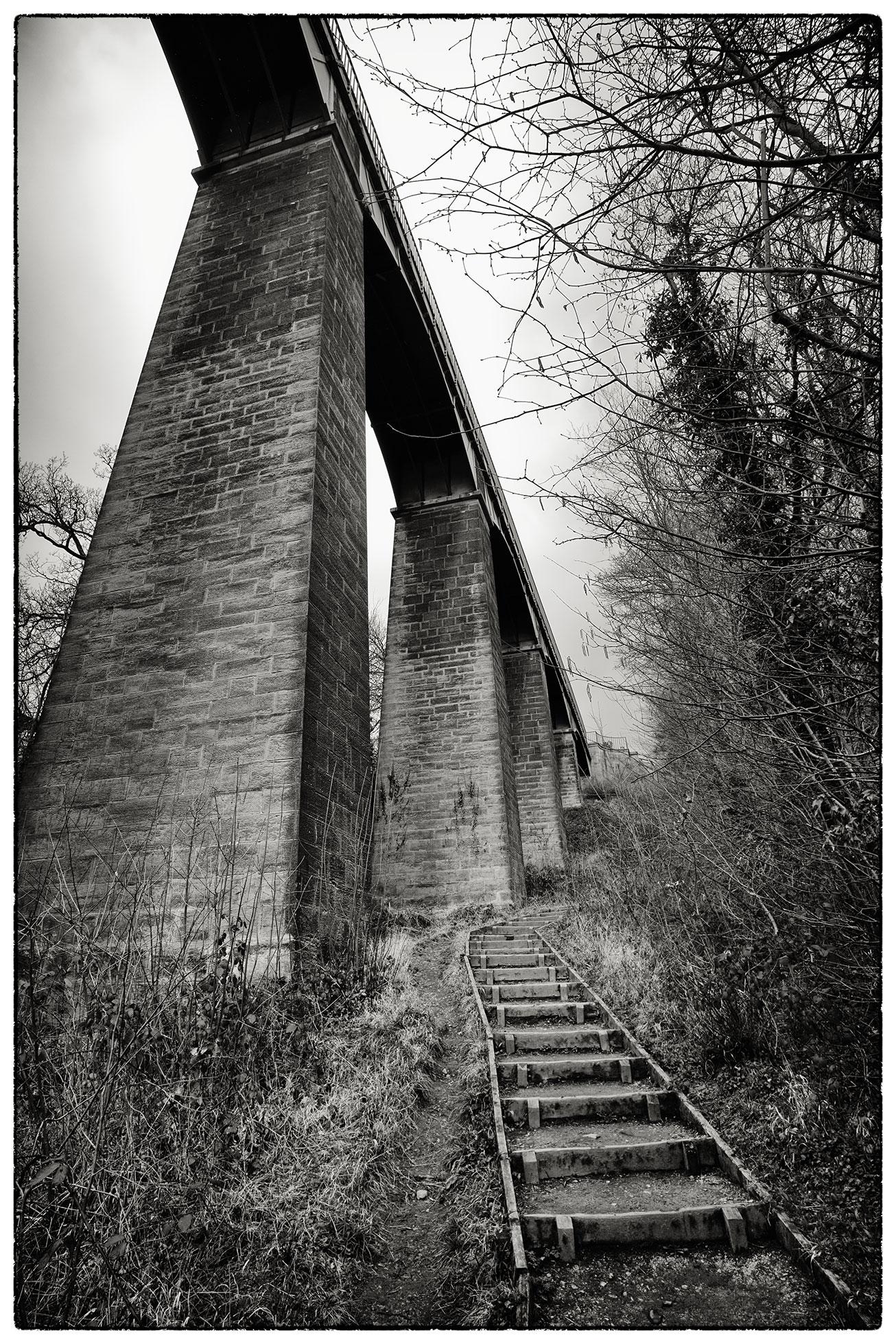 Pontcysylte aqueduct.