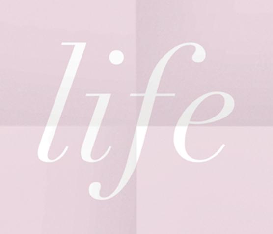 Typographic Posters - Lyrics