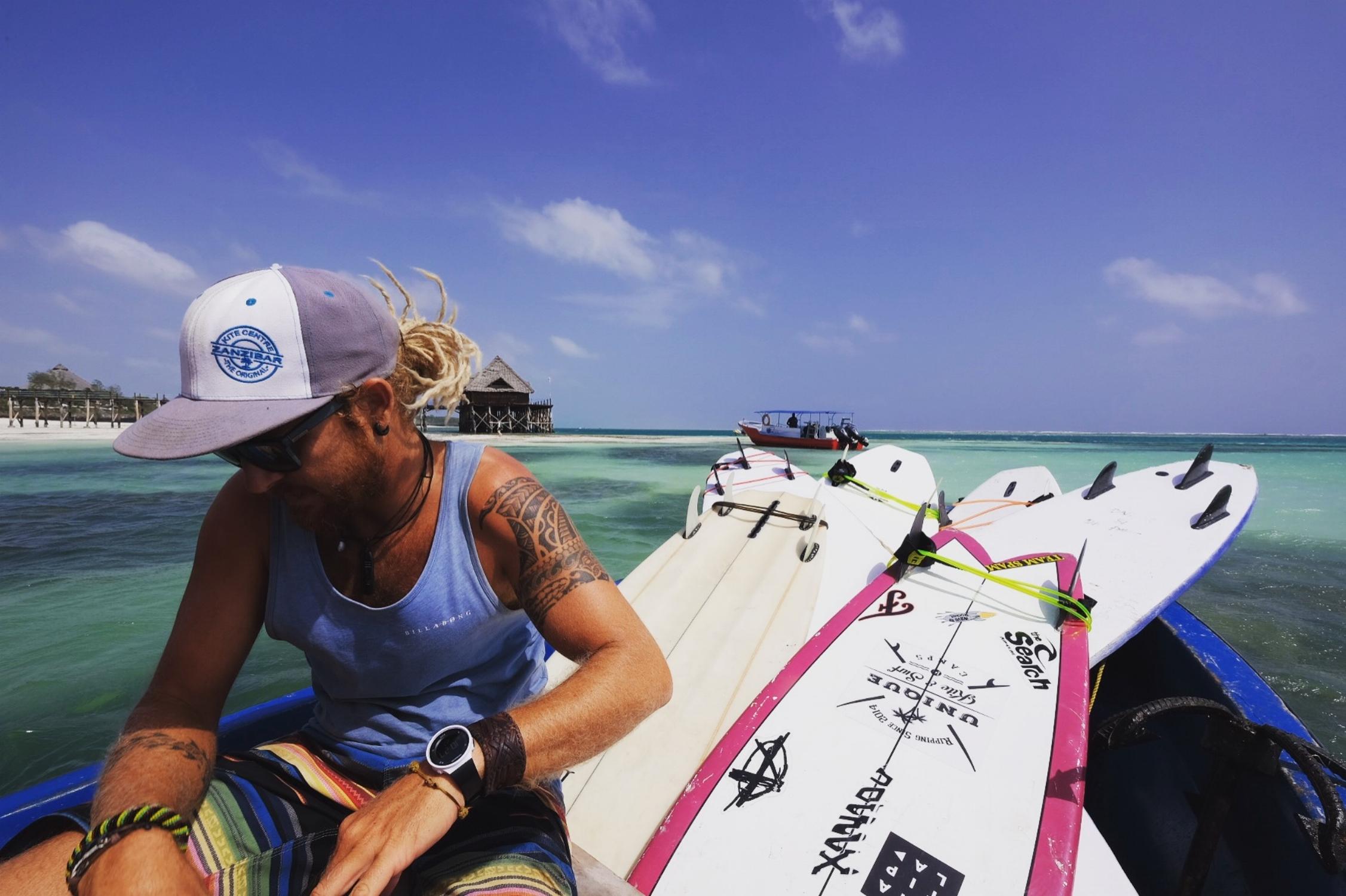 East Africa Surf -