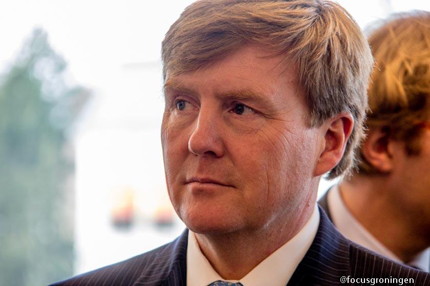 Willem Alexander (Not Willem IV. Het belangrijkste is dat je authentiek blijf)