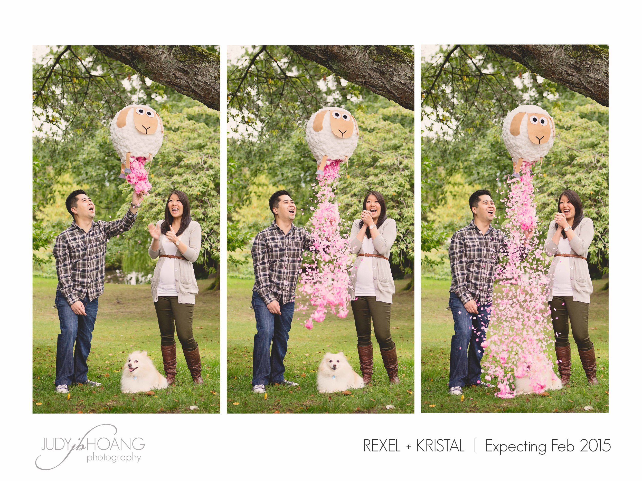 Judy Hoang Photography - Rex and Kristal Gender Reveal 2.jpg