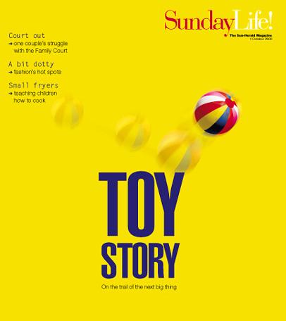 Magazine — Troy Dunkley ~ Art Direction & Design