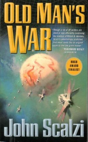 Old Man's War  John Scalzi  Read January 2013