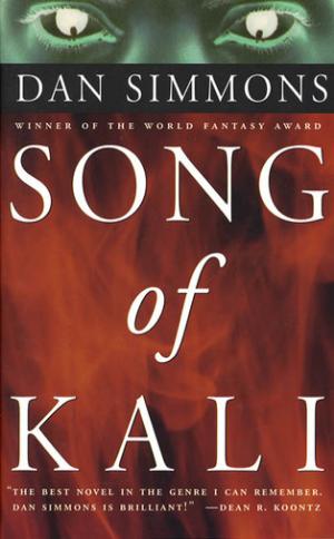 Song of Kali  Dan Simmons  Read November 2012