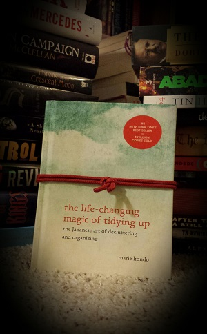 The Life-Changing Magic of Tidying Up  Marie Kondo  Read in February-March 2016