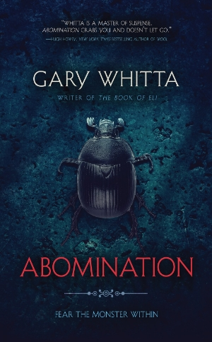 Abomination  Gary Whitta  Read in March-April 2016