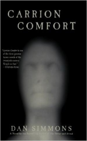 Carrion Comfort  Dan Simmons  Read August 2016