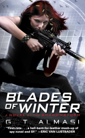 Blades of Winter  G.T. Almasi  Read in March 2017