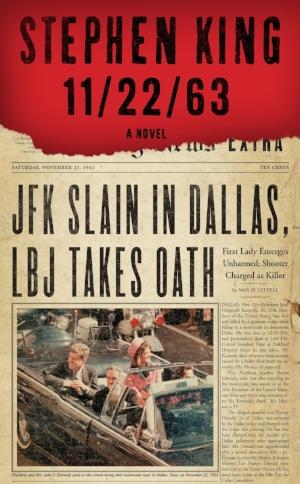 11/22/63  Stephen King  Read in January 2017