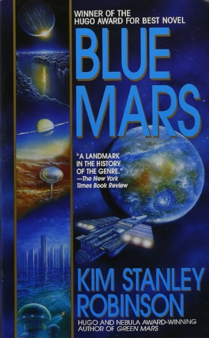Blue Mars  Kim Stanley Robinson  Red in January - February 2018