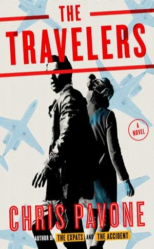 The Travelers  Chris Pavone  Read in March-July 2018