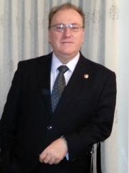 Ángel JUÁREZ ABEJARO. AbogadoPresidente de APROED.